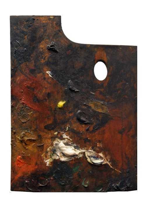 Sennelier e la tavolozza di Paul Cézanne 860cezannepaletteverticale
