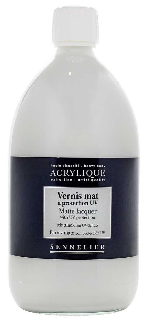 Vernice opaca con UVLS n125006-1l-vernismat