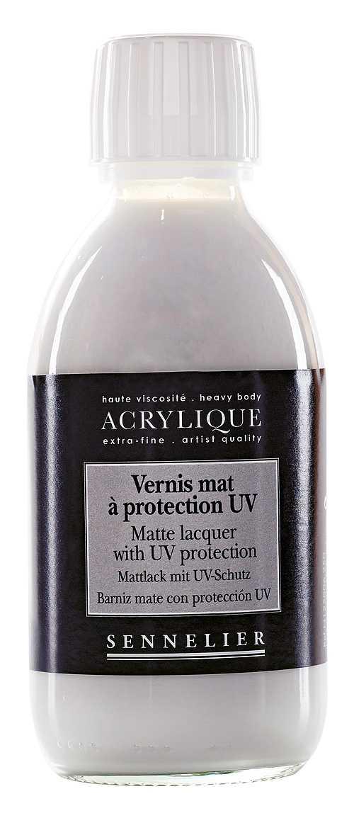 Vernice opaca con UVLS n125006-250vernismat