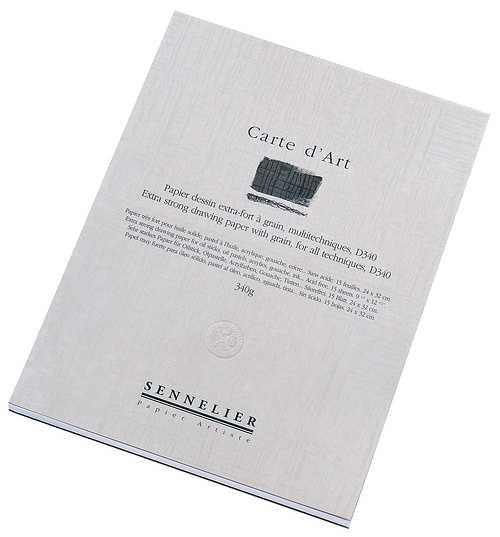 """Album """"Carte d''Art"""" (D340) 0"""