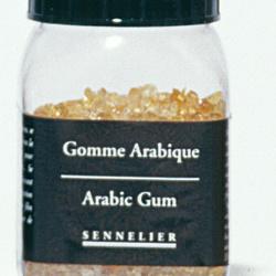 Gomma arabica in grani