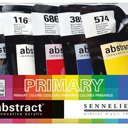 Set colori primari